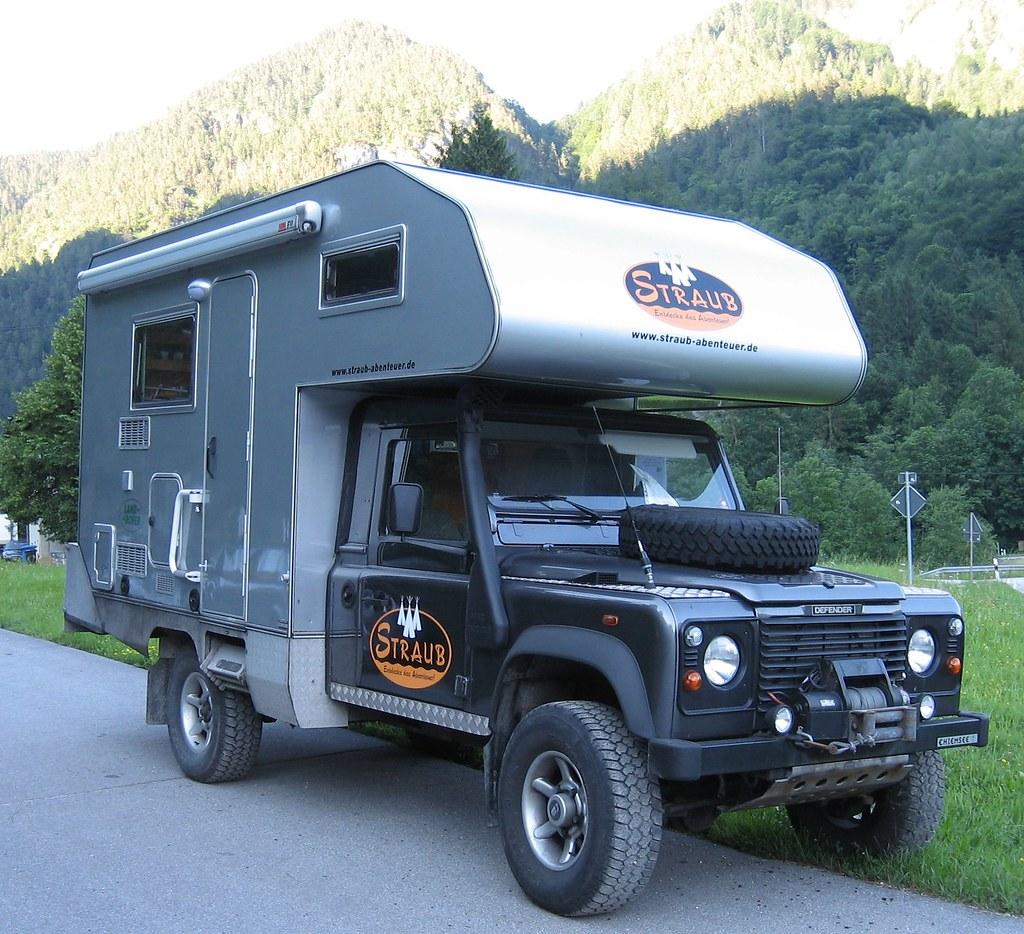 custom expedition style camper on land rover defender 130 flickr. Black Bedroom Furniture Sets. Home Design Ideas