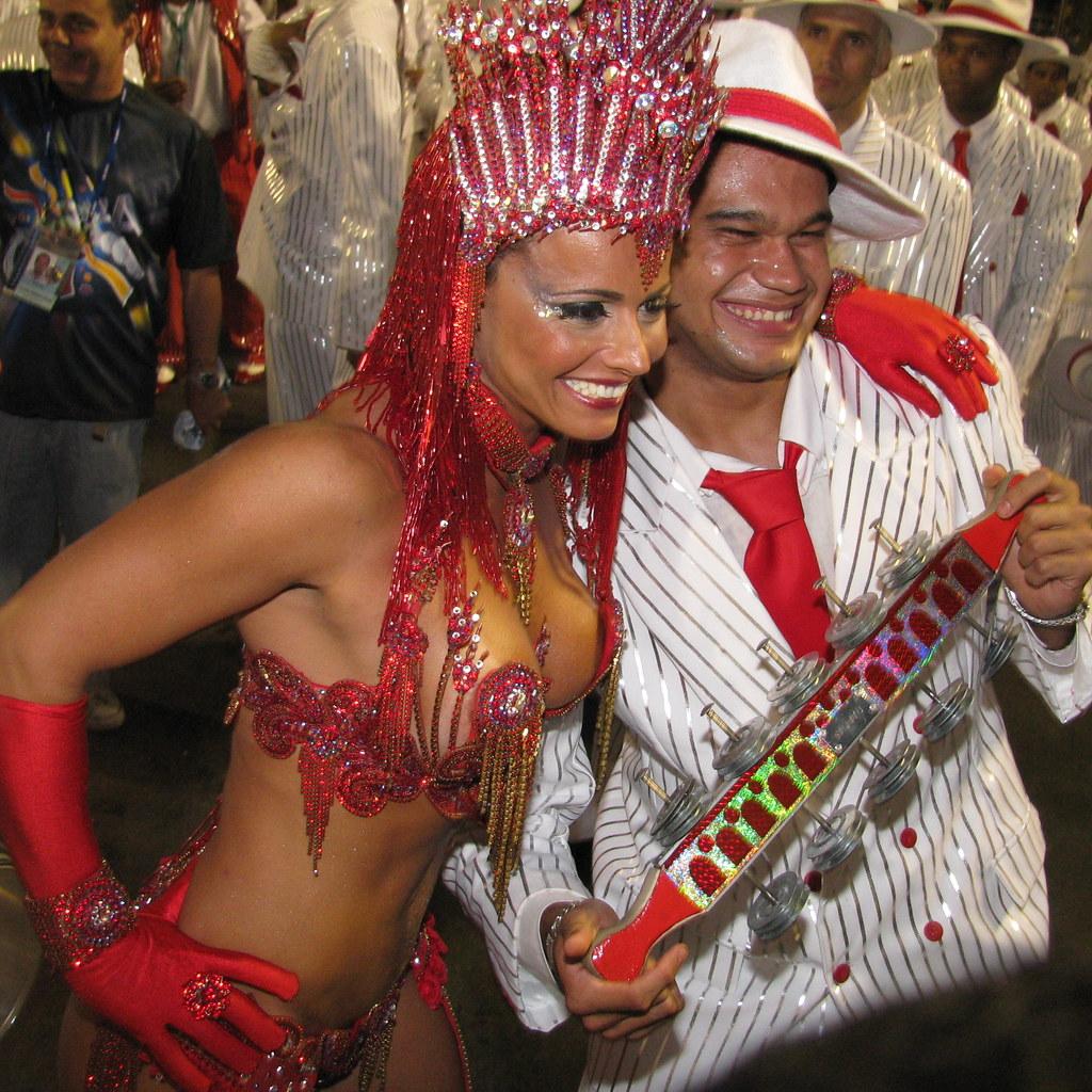 Трансвеститы в бразилии 8 фотография