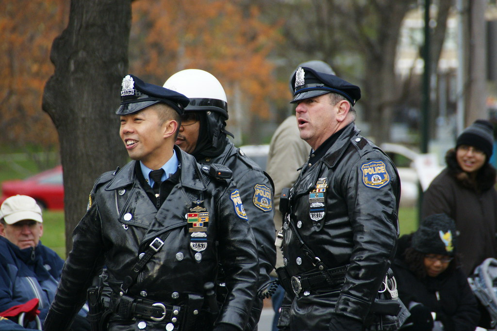 Thanksgiving Pictures Free >> Philadelphia Police at Thanksgiving Day Parade Nov 2008   Flickr