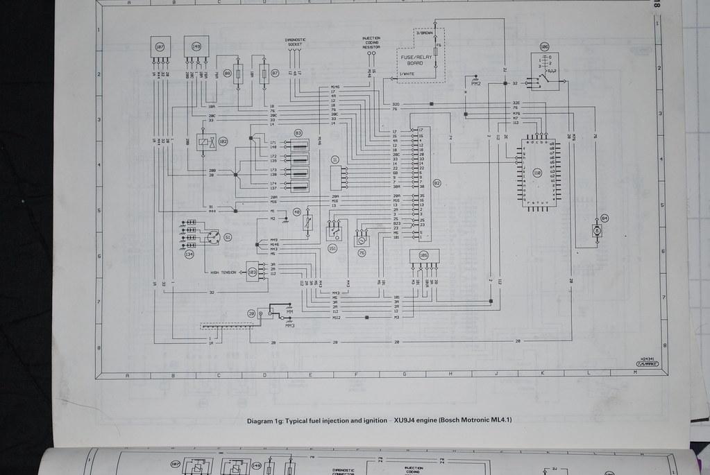 405 mi16 2 row ecu wiring diagram welshpug flickr