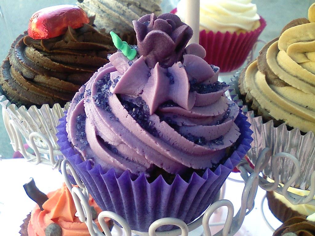 Vanilla Lavender Cake Recipe