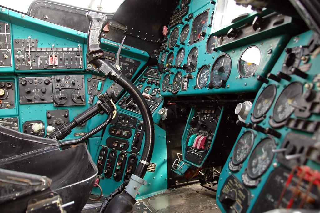 Cockpit of a Mi-24 Hind | Martin Hronský | Flickr