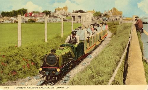 Littlehampton Miniature Railway | Flickr - Photo Sharing!