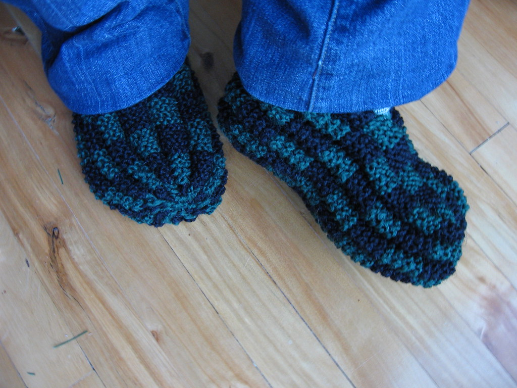 Free Crochet Phentex Slipper Pattern : Phentex Slippers cause I love my dad and he wanted some ...