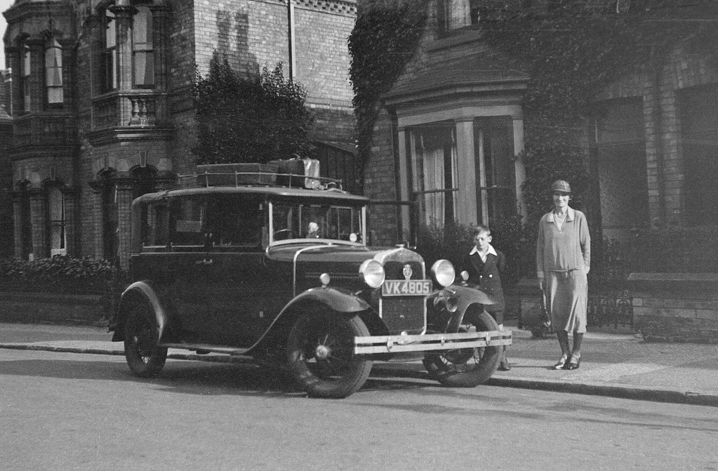 Holiday Transport 1930 S My Uncle Harry Short And Great