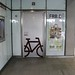 Bike Parking at Metro Station