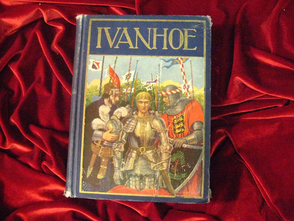 book report in ivanhoe Start studying ivanhoe chapter summaries learn vocabulary, terms, and more with flashcards, games, and other study tools.