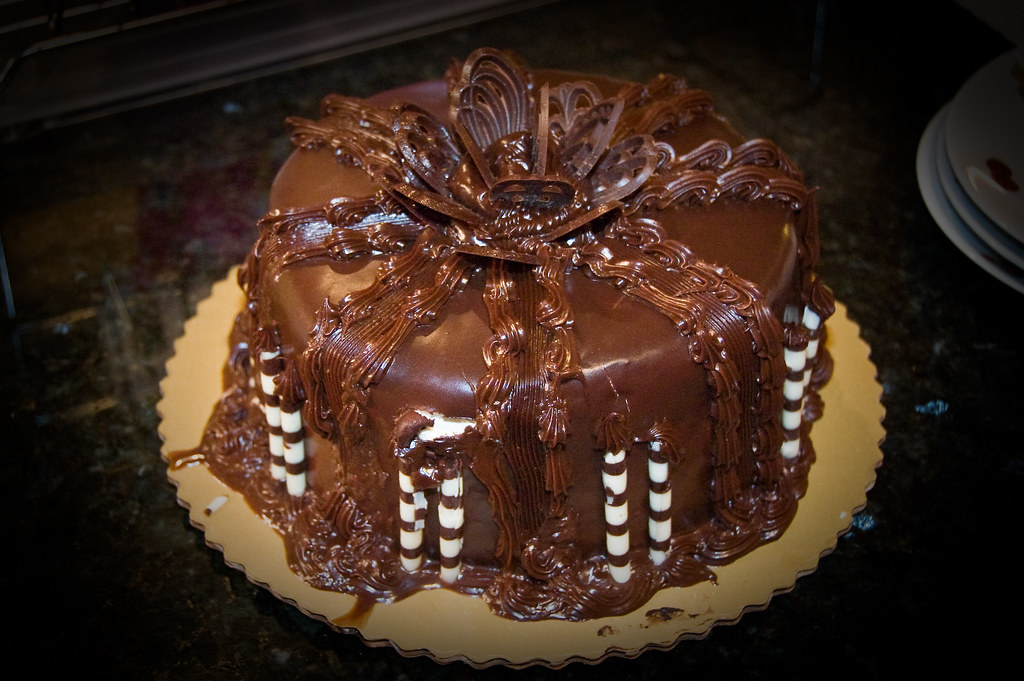 publix chocolate ganache cake chocolate ganache cake from publix dallas flickr 6832