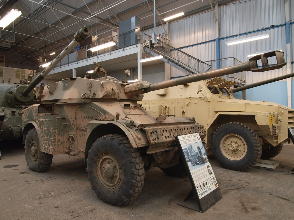 Panhard Aml 90 Light Armoured Car E3143932 Megashorts