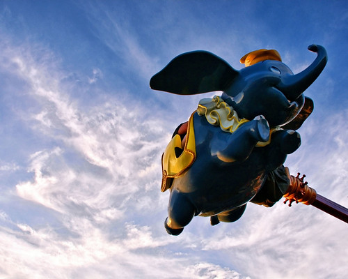 Disney - Dumbo the Flying Elephant (Explored) | by Express Monorail