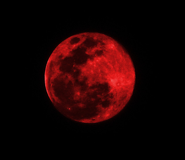 red moon 2018 today - photo #25