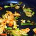 kimchi & scallions