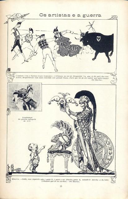 Ilustração Portugueza, No. 463, January 4 1915 - 23