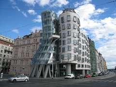 Appreciate the Mystery of Dancing House  - Things to do in Prague