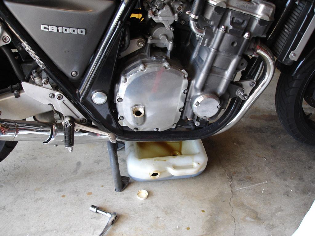 Oil Filter Change Suzuki Dfa Outboard
