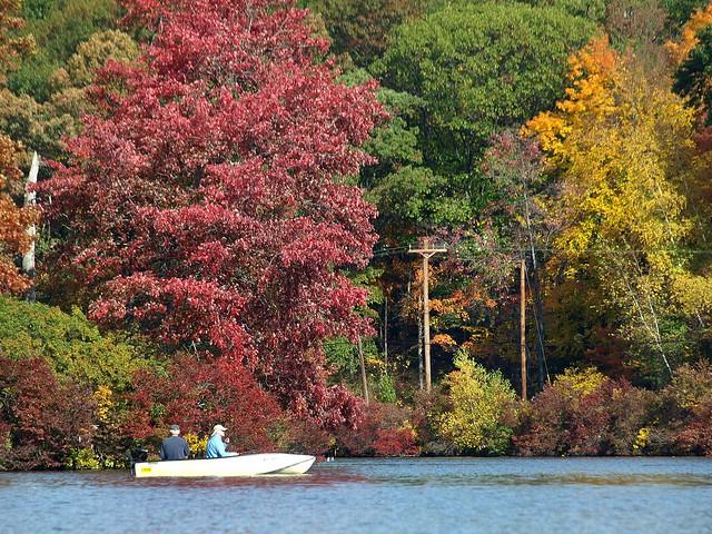 Lake kanawauke harriman state park new york flickr for Harriman state park fishing