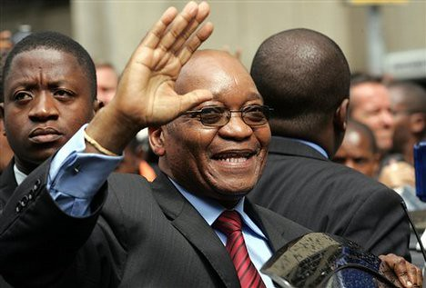 ANC President Jacob Zuma visited the United States in late October 2008. He was reported to have reassured the business and political leadership that the situation in South Africa is stable. | by Pan-African News Wire File Photos