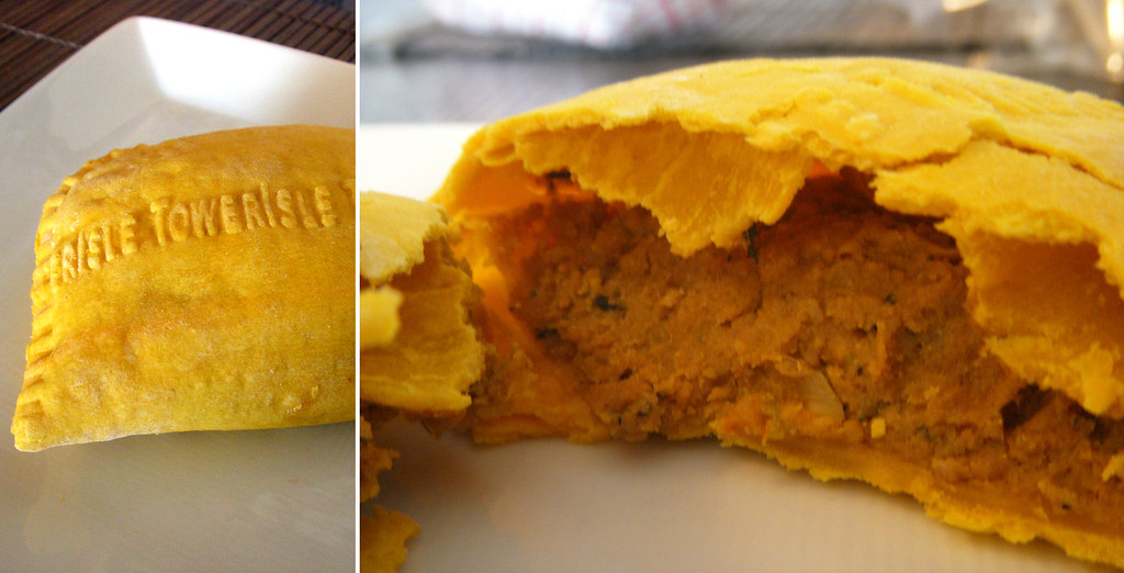 jamaican beef patty  102208  i thought my eyes were