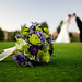 Phoenix Bridal Bouquet with Bride and Groom-JoshuaSky- Phoenix Wedding Photographers