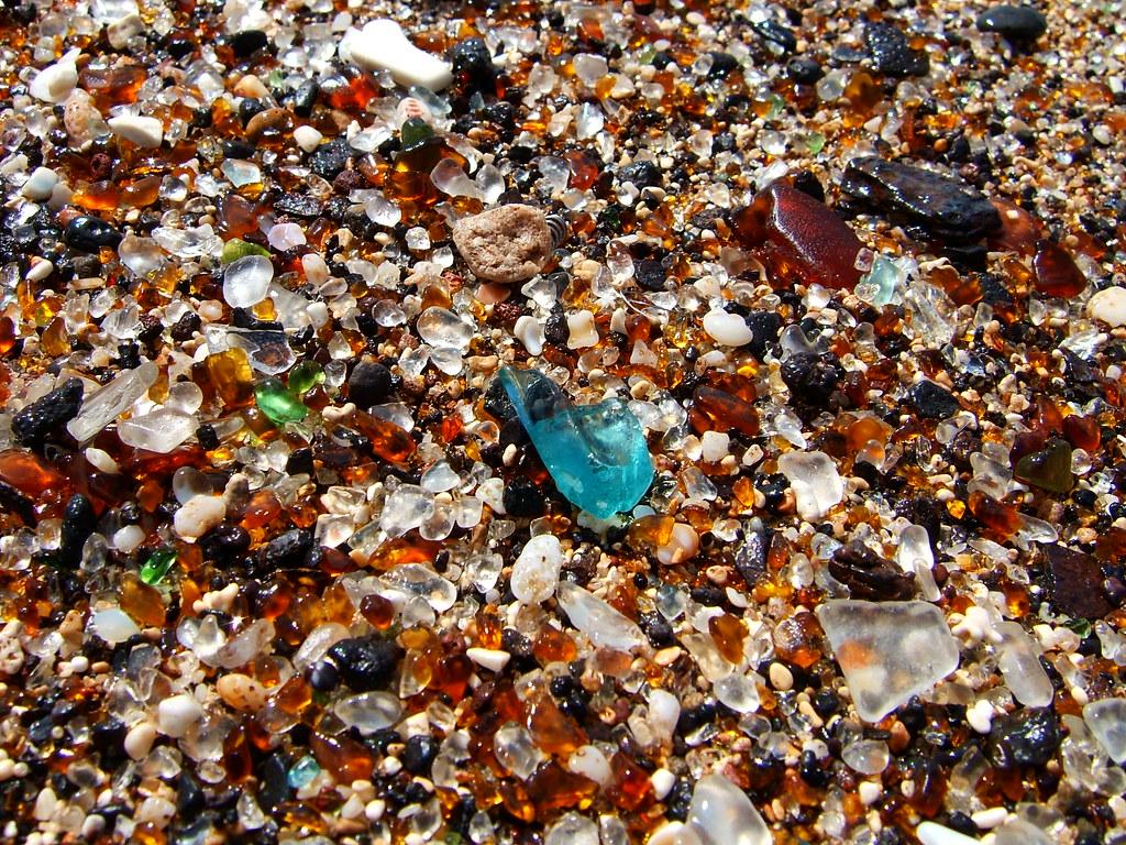What Is Glass Beach California
