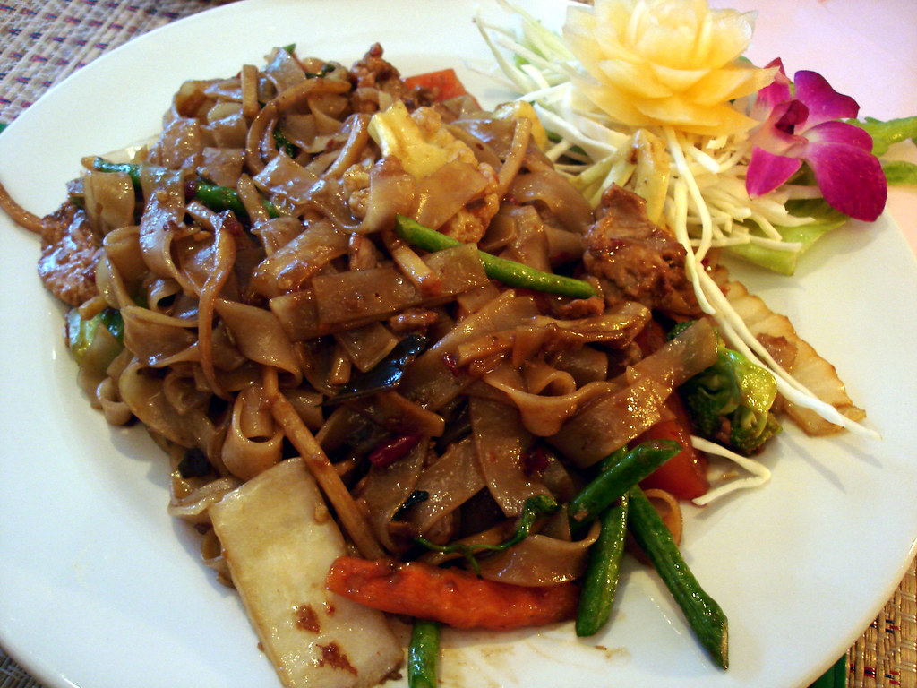 I Love Thai Food By Siri Pleasanton