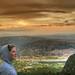 HDR Meteora/Kalambaka sunset