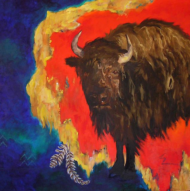 Buffalo Vision 48 x48