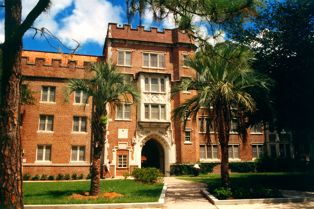 Classroom building, University of Florida | In Gainesville ...