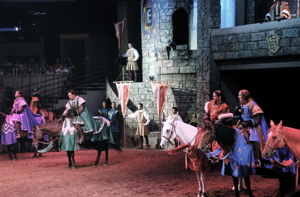 The Excalibur Las Vegas: 2 Shows to Check Out