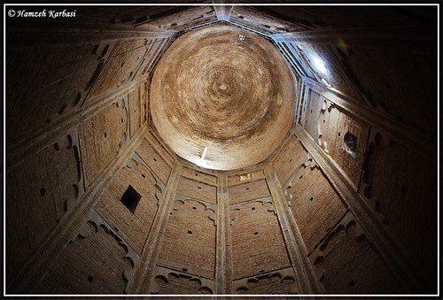 Inside of tower | by Hamzeh Karbasi
