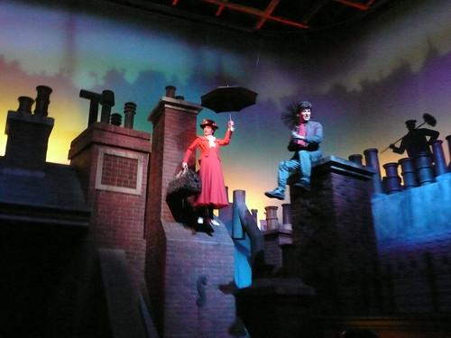 The Chimney Sweep Scene From Mary Poppins Jason Heath
