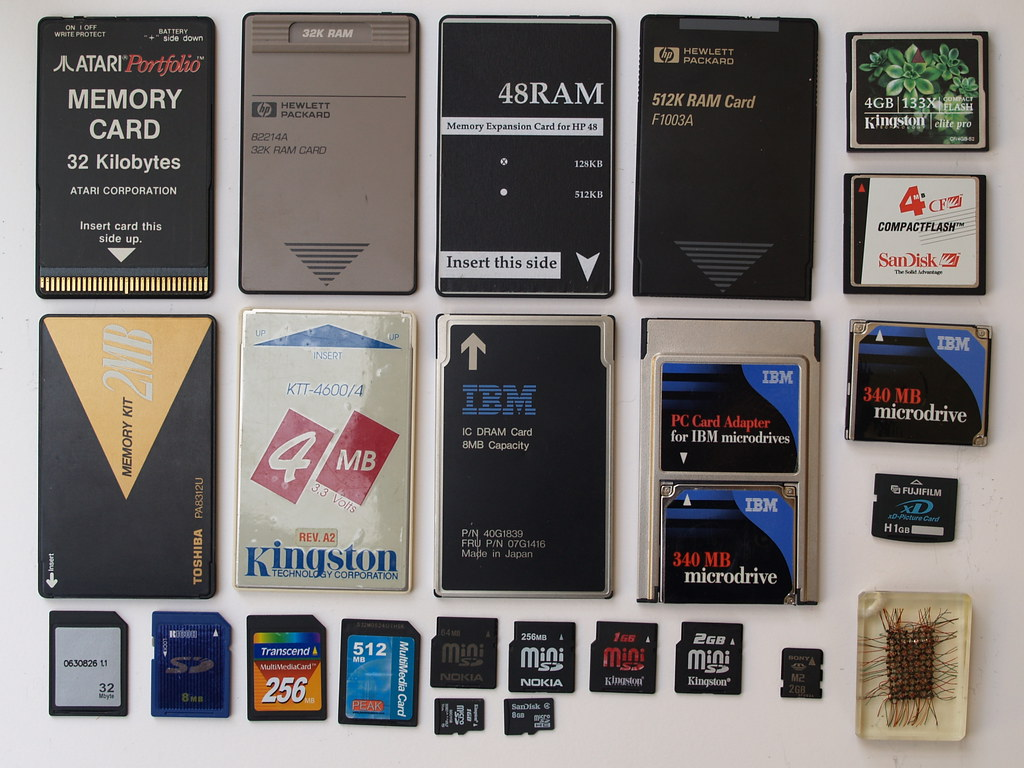 essays on memory cards Many claim this development as the end of the format war between memory stick and sd card however, sony did not abandon the format at this time.