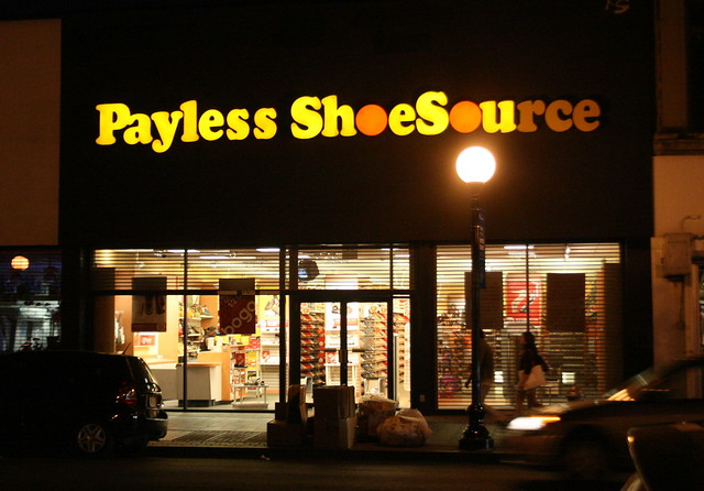 Journal Square Shoe Stores