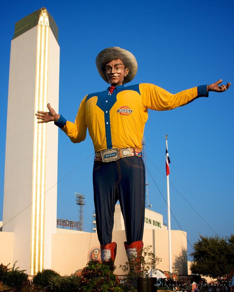 Big Tex From Wikipedia Big Tex Is The 52 Foot 16 M