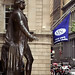 "New York - Wall Street ""George Washington"""