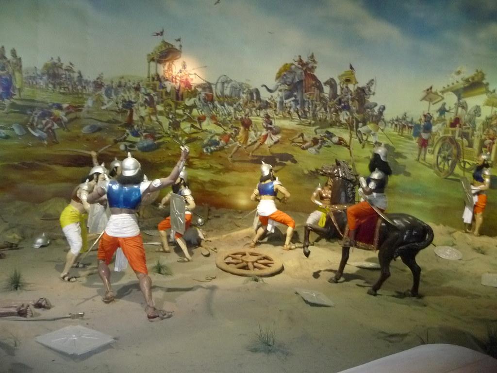 Kurukshetra - Gita Museum 02 | Samba Murthy | Flickr