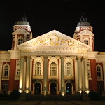 Sofia Bulgaria National Theater