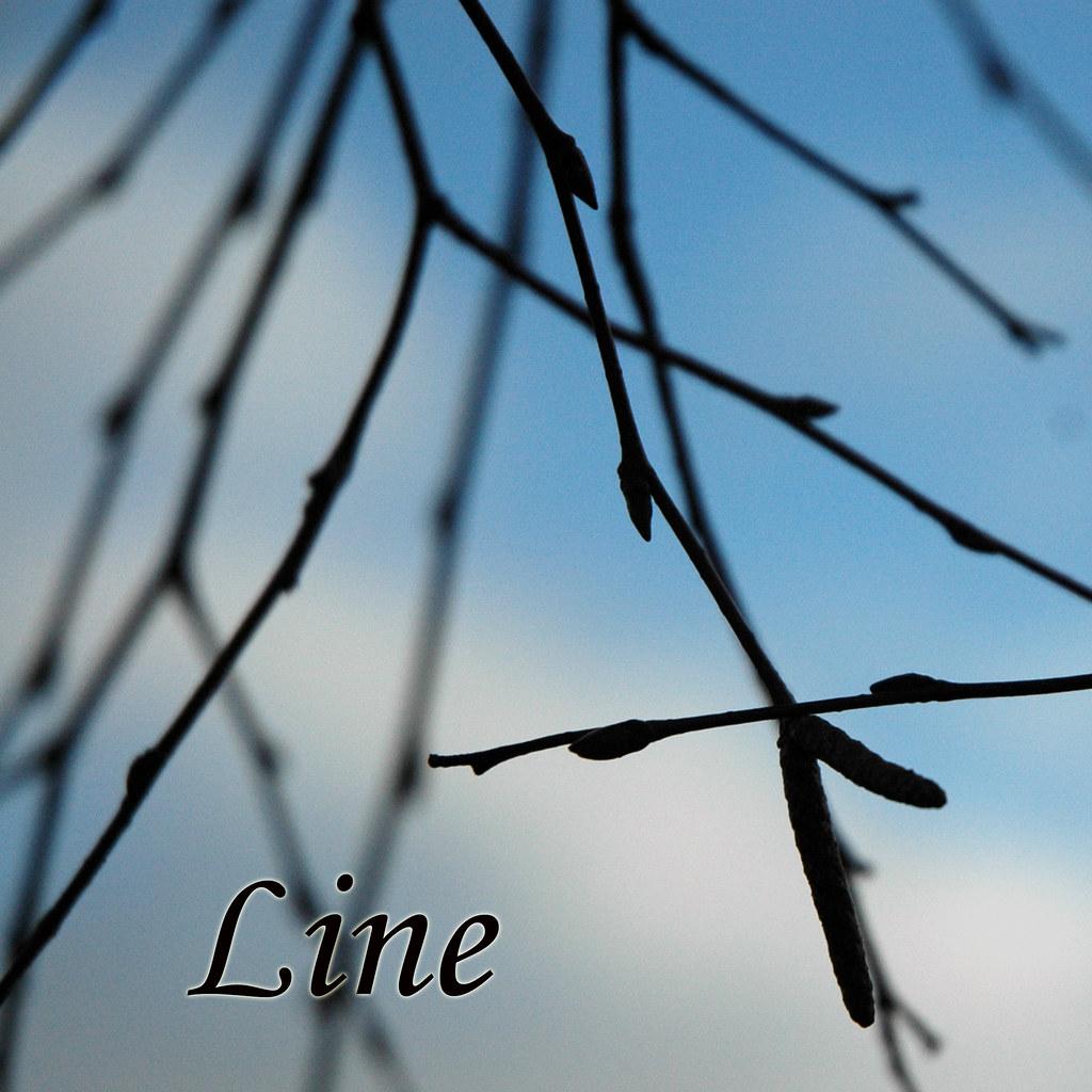 Formal Elements Line : The formal elements line lucy flickr