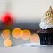 A s'more in a cupcake