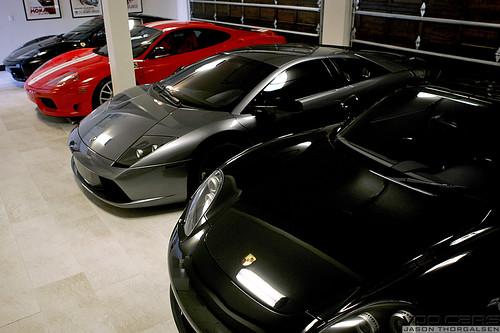 Ultimate Supercar Garage