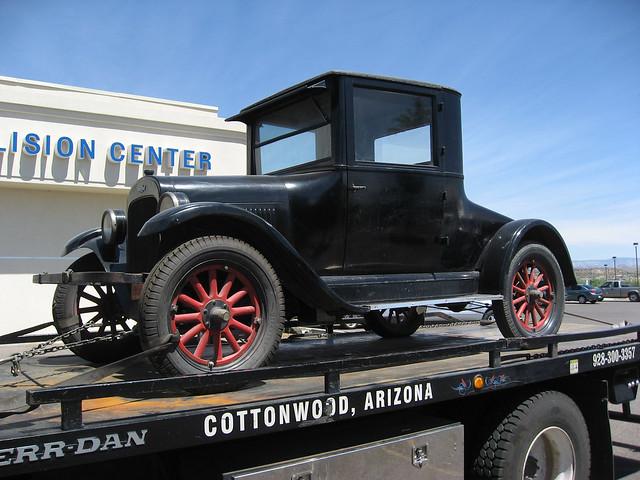1923 Chevrolet Copper