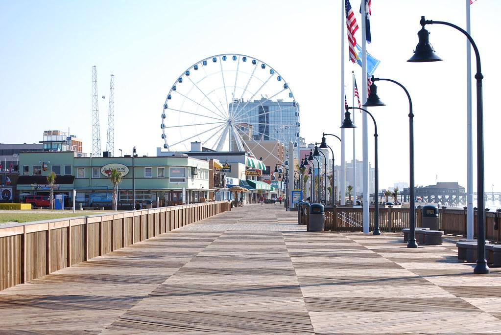 The Boardwalk Myrtle Beach Sc