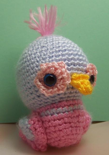Dudley Bird free amigurumi crochet pattern Free crochet ...