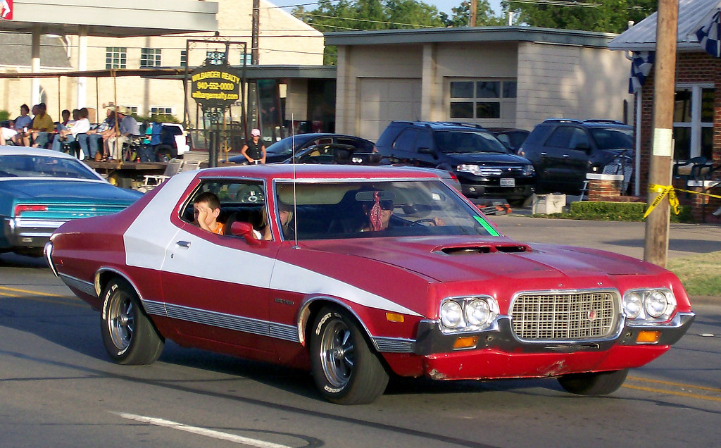 """'72 Ford Gran Torino 