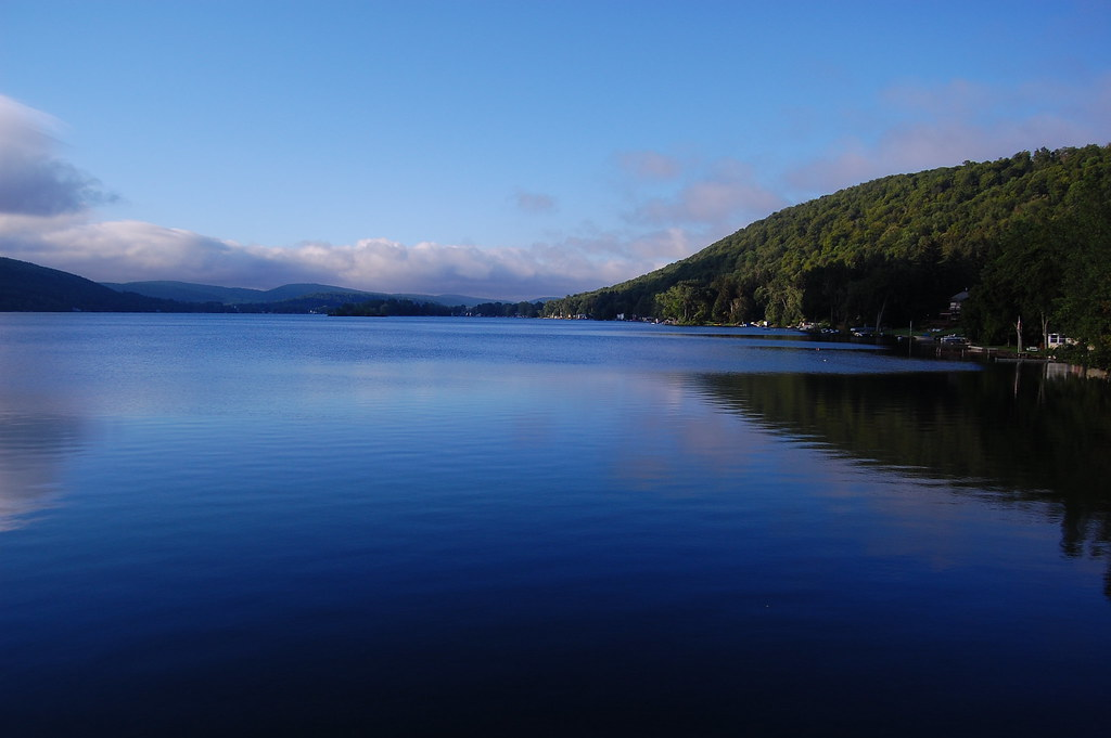 DeRuyter Lake, NY
