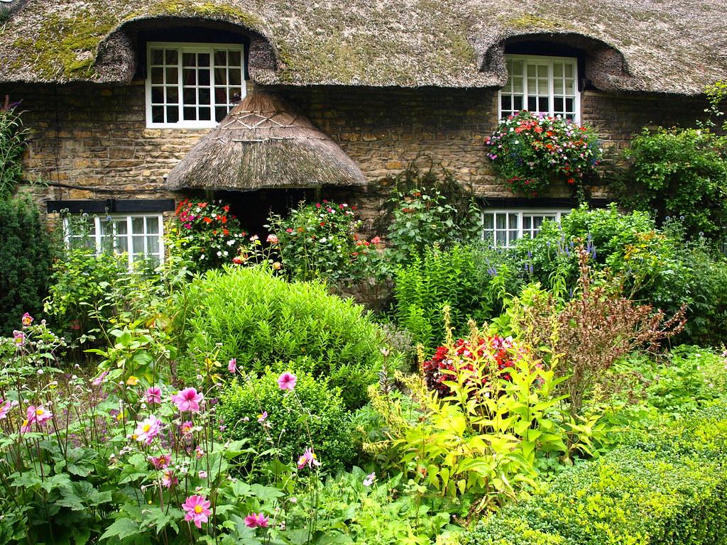 A cottage garden richard maguire flickr for Garden design jobs ireland