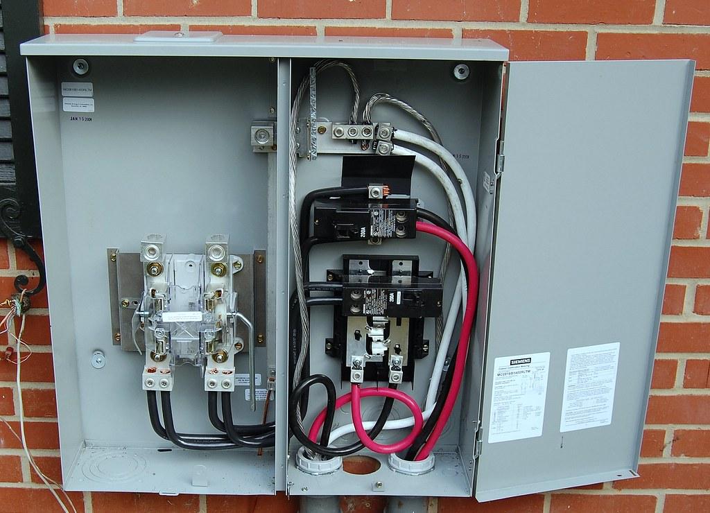 400 amp meter base with 200 breaker for panel in house wiring diagram 400 amp meter wiring