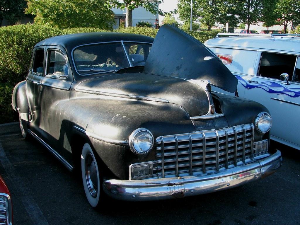 1947 dodge d24 4 door sedan 39 5smn950 39 1 jack snell flickr for 1947 dodge 2 door sedan