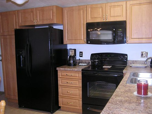Mobile home kitchen mdf cabinetry affordable kitchen remo mastercabinetmaker flickr - Mobile homes kitchen designs ideas ...