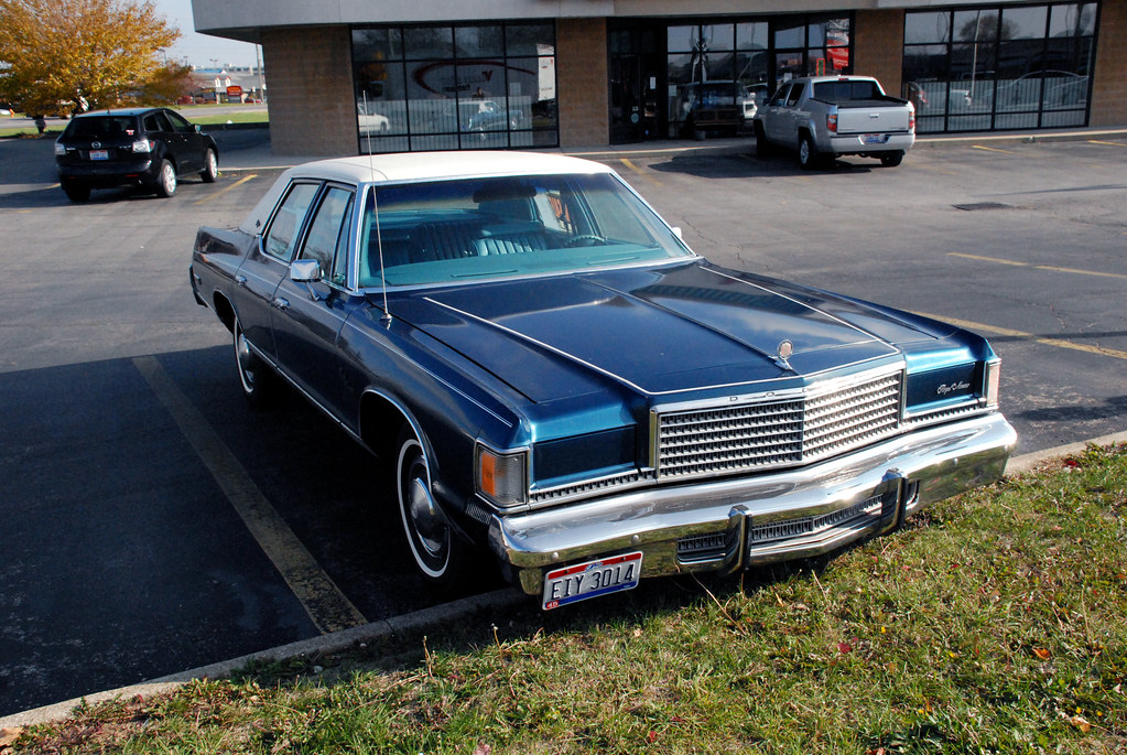 1977 Dodge Royal Monaco I Spotted This Baby Today In
